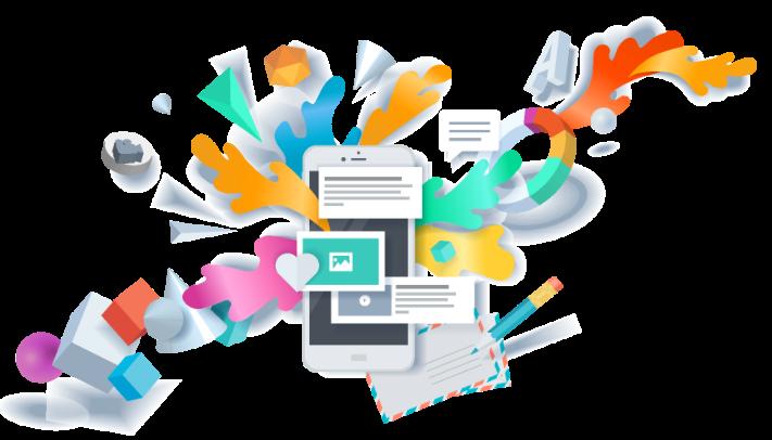 Business Marketing media